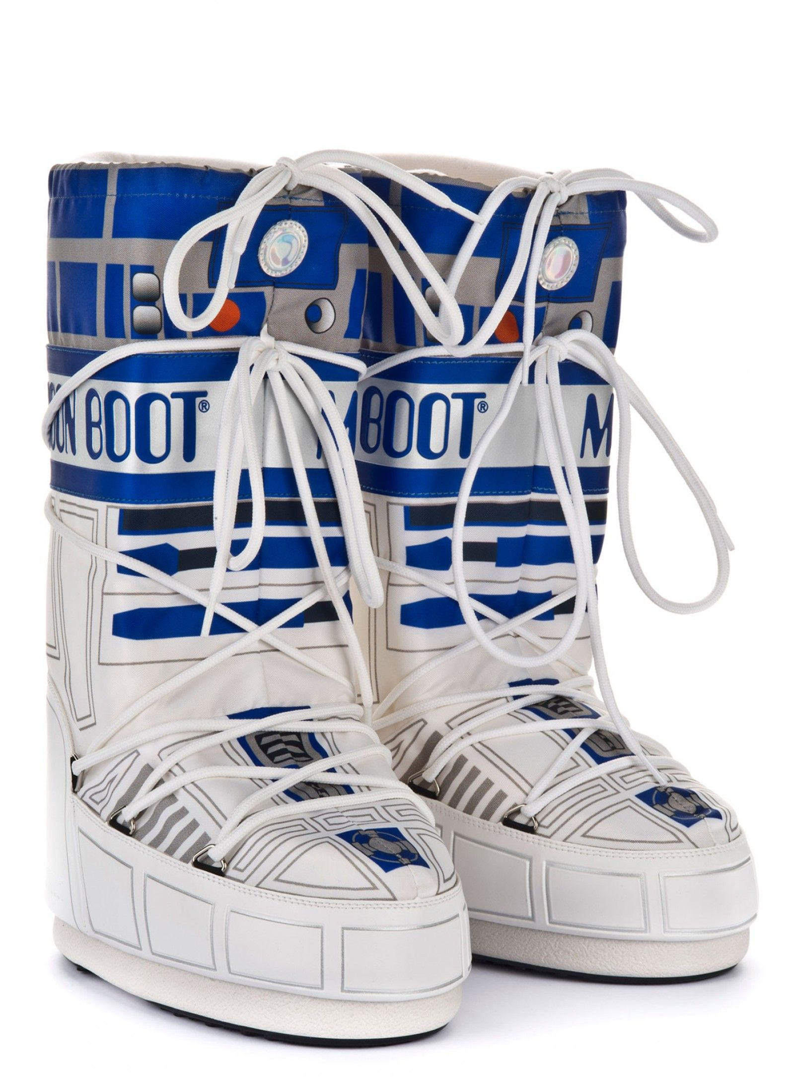 896f5bcfe58 Moon Boot® - MOON BOOT ICON LIMITED EDITION STAR WARS R2-D2 - en ...