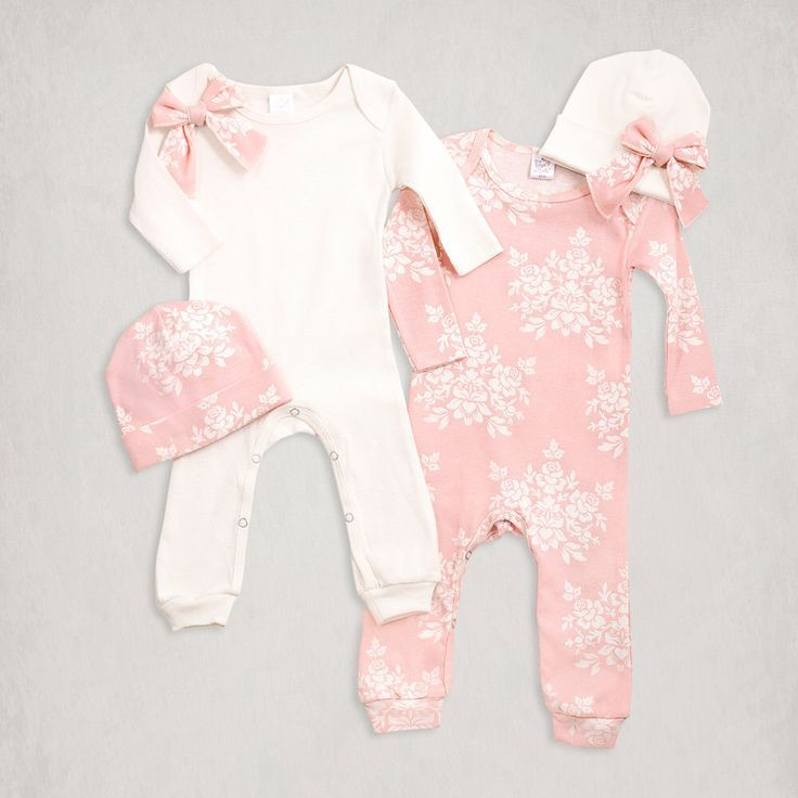 e7f3b4641884 Little Sister Newborn Girl Coming Home Outfit