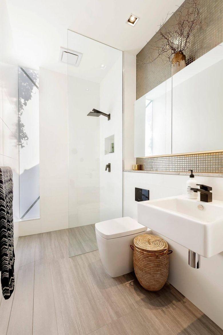 Pin von Nina Alić auf bathroom | Pinterest | kleine Badezimmer und ...