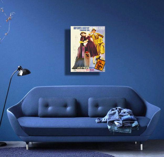 Total blu look qui si ricercata una tonalit quanto - E simile al divano letto ...