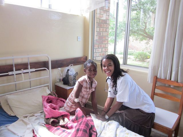 Volunteer Abroad Zambia Lusaka Medical Nurse Programs http://www.abroaderview.org by abroaderview.volunteers, via Flickr