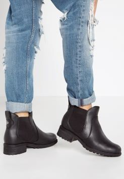 Boots Uggs Ankle Ugg Obuwie Boot Black Bonham XfBnqgYw8