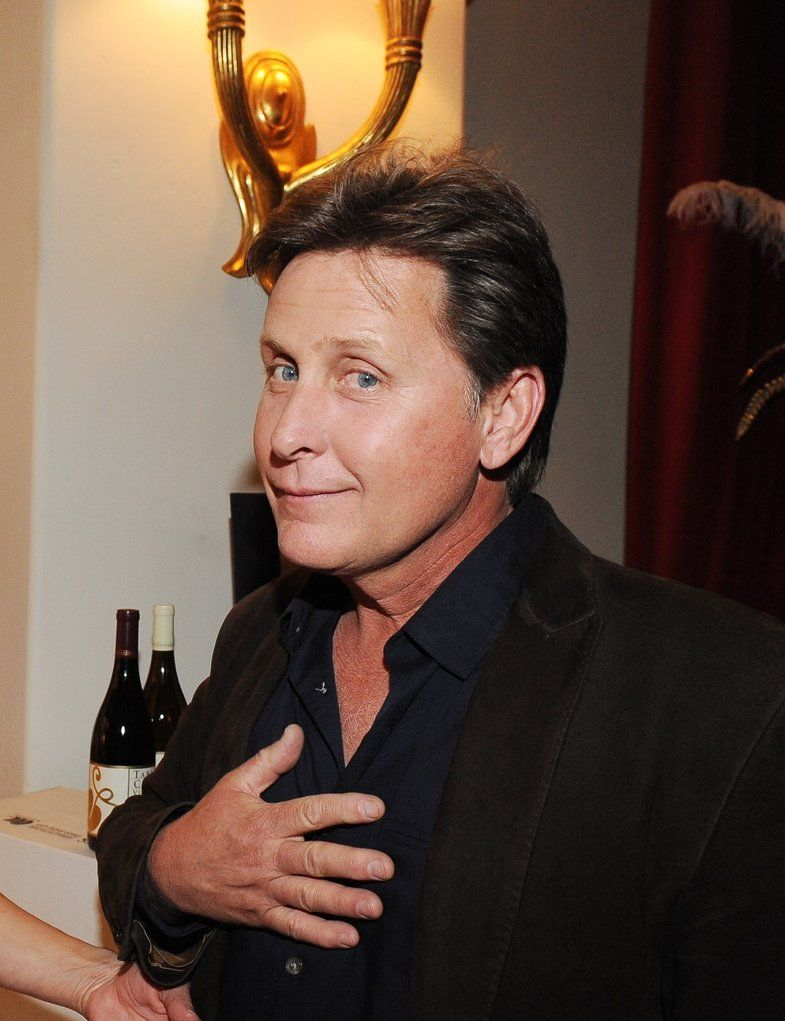 Emilio Estevez hasn't been making headlines in the same