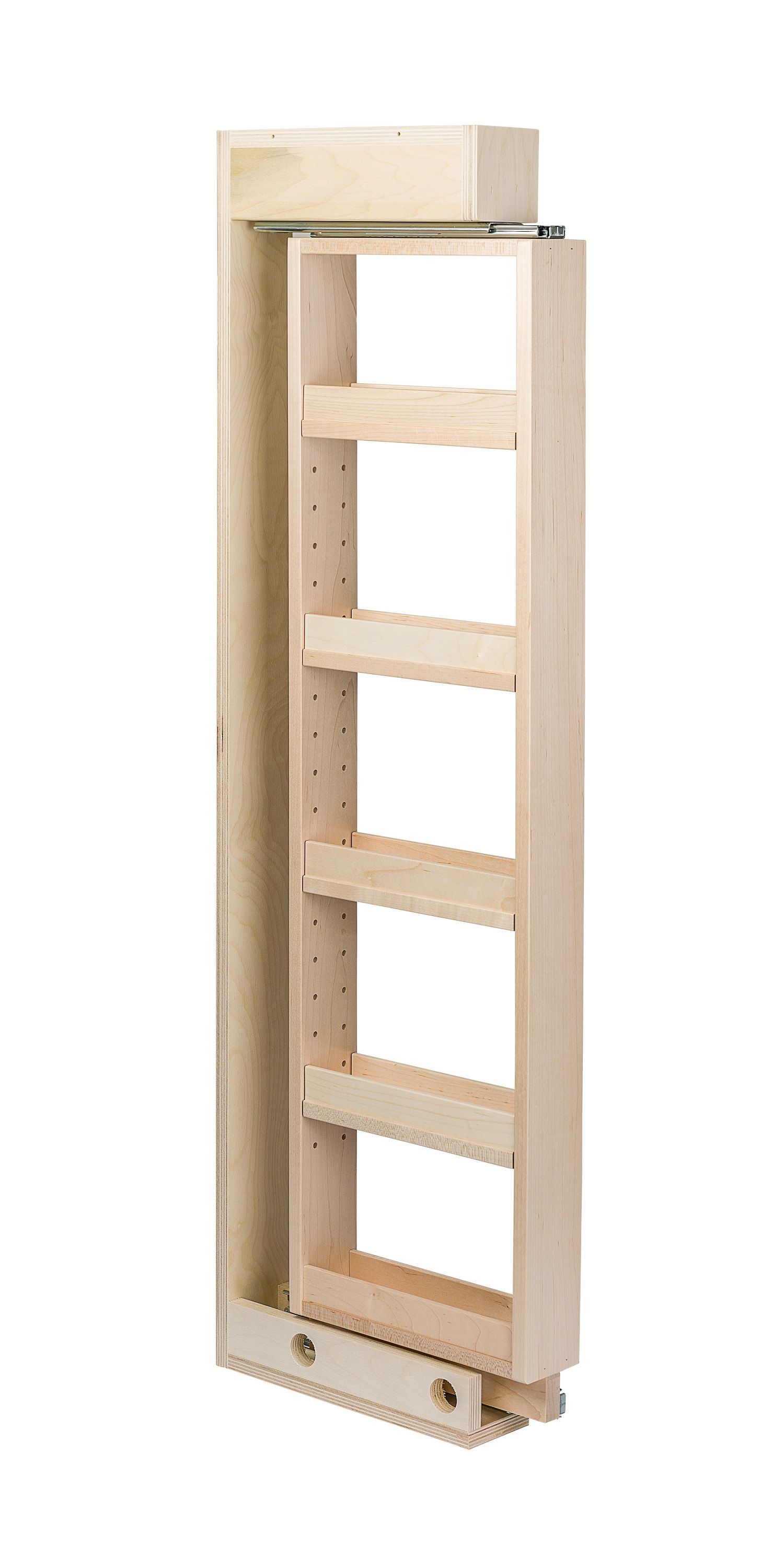 Century Components Wcf642pf Pull Out Wood Wall Kitchen Cabinet Filler 6 X 42 Walmart Com Wall Cabinet Wood Wall Cabinet
