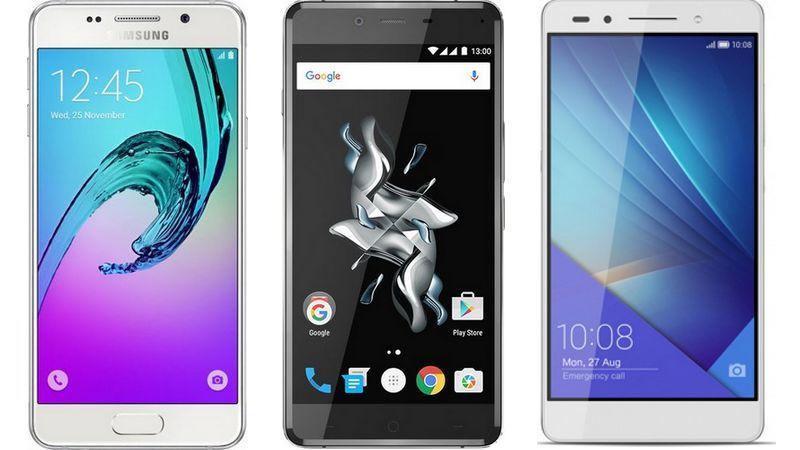 Meilleurs Smartphones Entre 200 Et 300 Androide