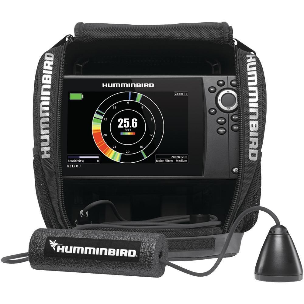 Humminbird Ice Helix 7 Sonar Gps Gps Fishing Accessories