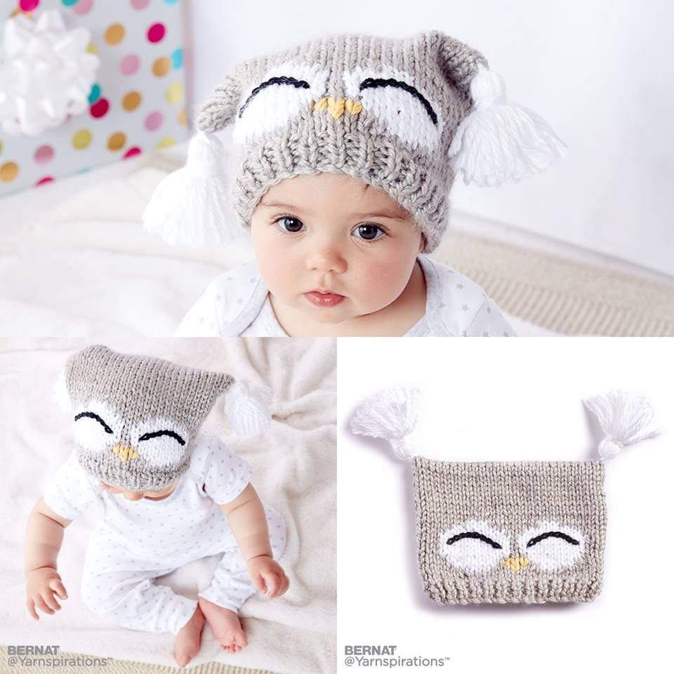 Knit Owl Hat | Juego de, Juego y Tejido