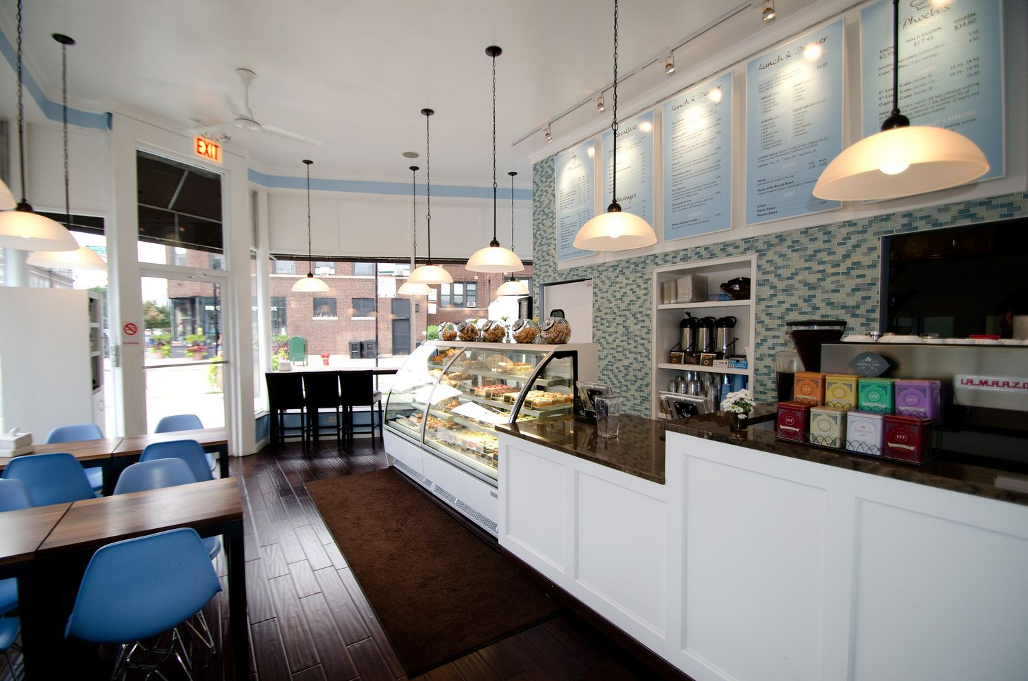 Interior, Retail Store Design, Phoebe's Bakery