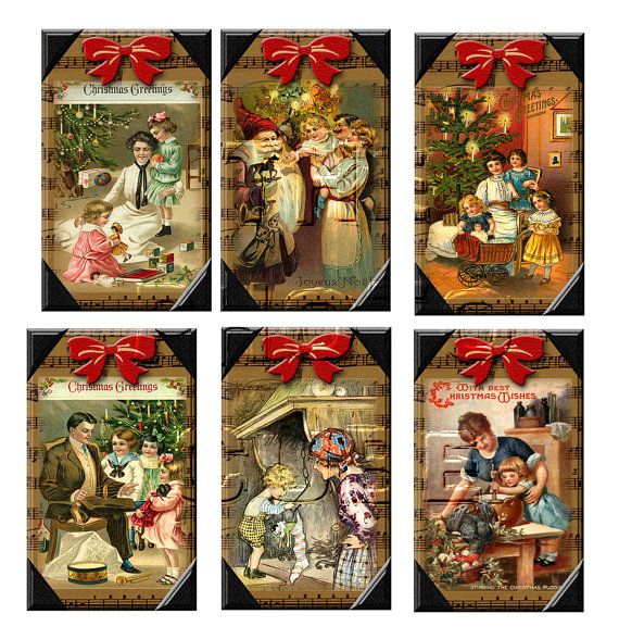 Printable Vintage Christmas Signs | Items similar to Christmas ...