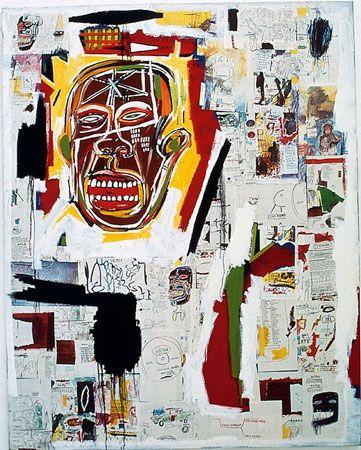 mus e d 39 art contemporain mac ville de marseille basquiat king basquiat king by barraco. Black Bedroom Furniture Sets. Home Design Ideas