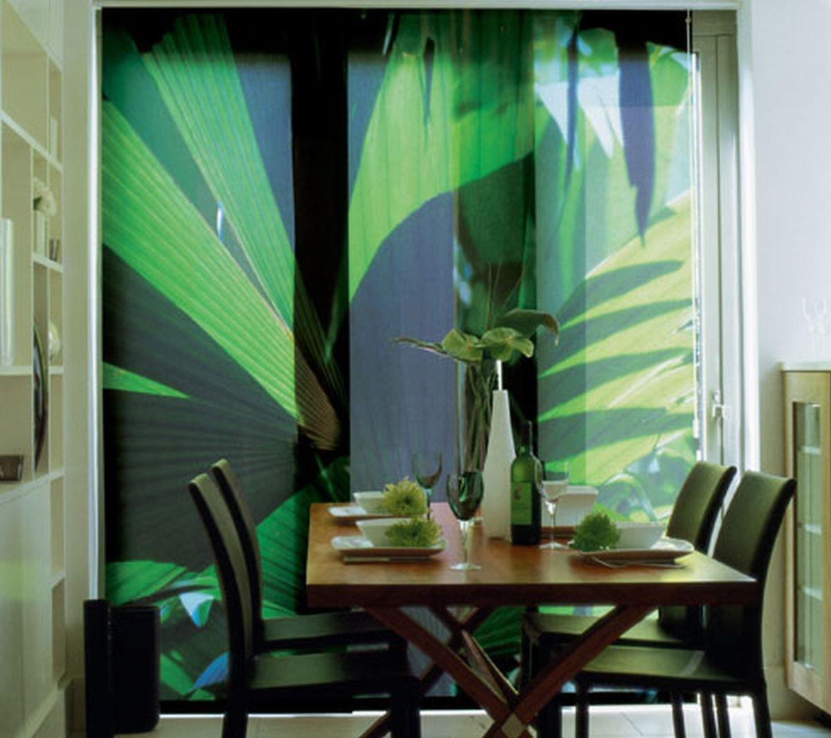 Room dividers rainforest sliding panel room divider pinterest