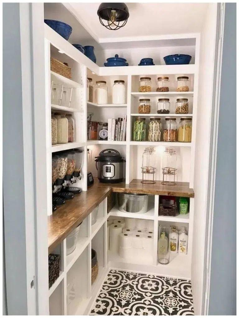 30 Best House Kitchen Storage Organization And Tips Ideas That