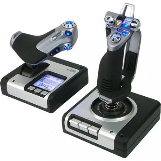 best flight sim joystick for mac