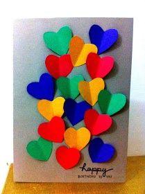 Husband Birthday Card Diy Found On Tanyaanurag Blogspot In Cards