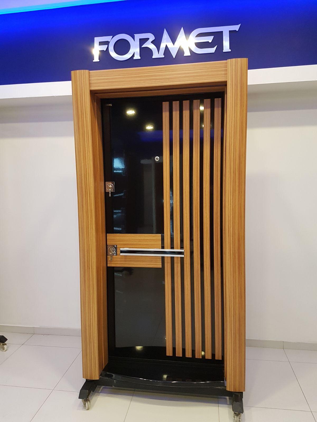 FORMET ELK KAPI VAN BLGE BAYS 0544 202 70 41 In 2019 Main Door Design Modern Front Door