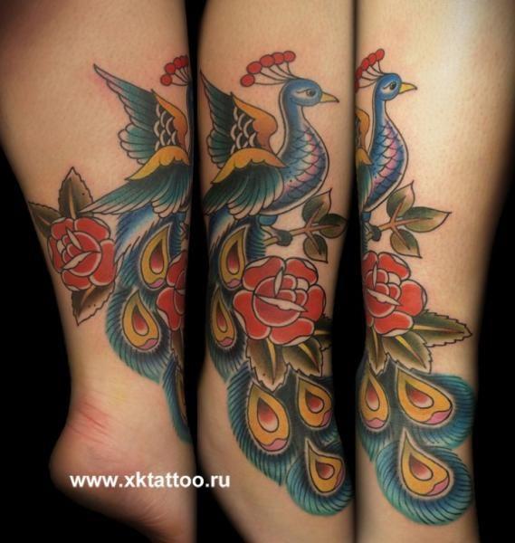 Tattoo By Xk Tattoo Tatuering