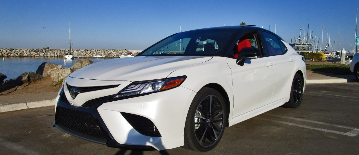 2018 Toyota Camry Xse V6 Road Test Review By Ben Lewis Latest
