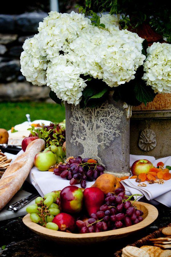 Wonderful spread
