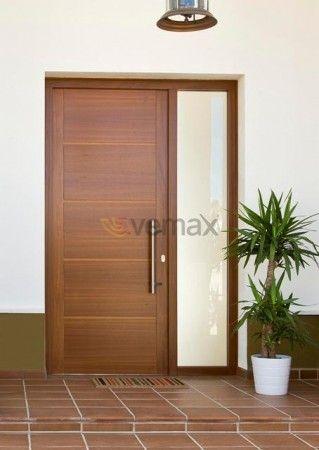 Proyecto integral de puertas y ventanas en madera aluminio de seguridad vivienda unifamiliar en - Puertas de madera en sevilla ...