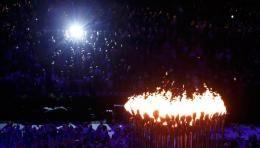 Londres deslumbró al mundo con la ceremonia de inauguración de los Juegos Olímpicos