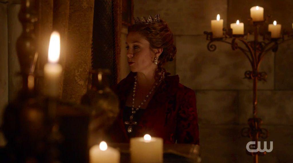 queen catherine reign image - photo #32