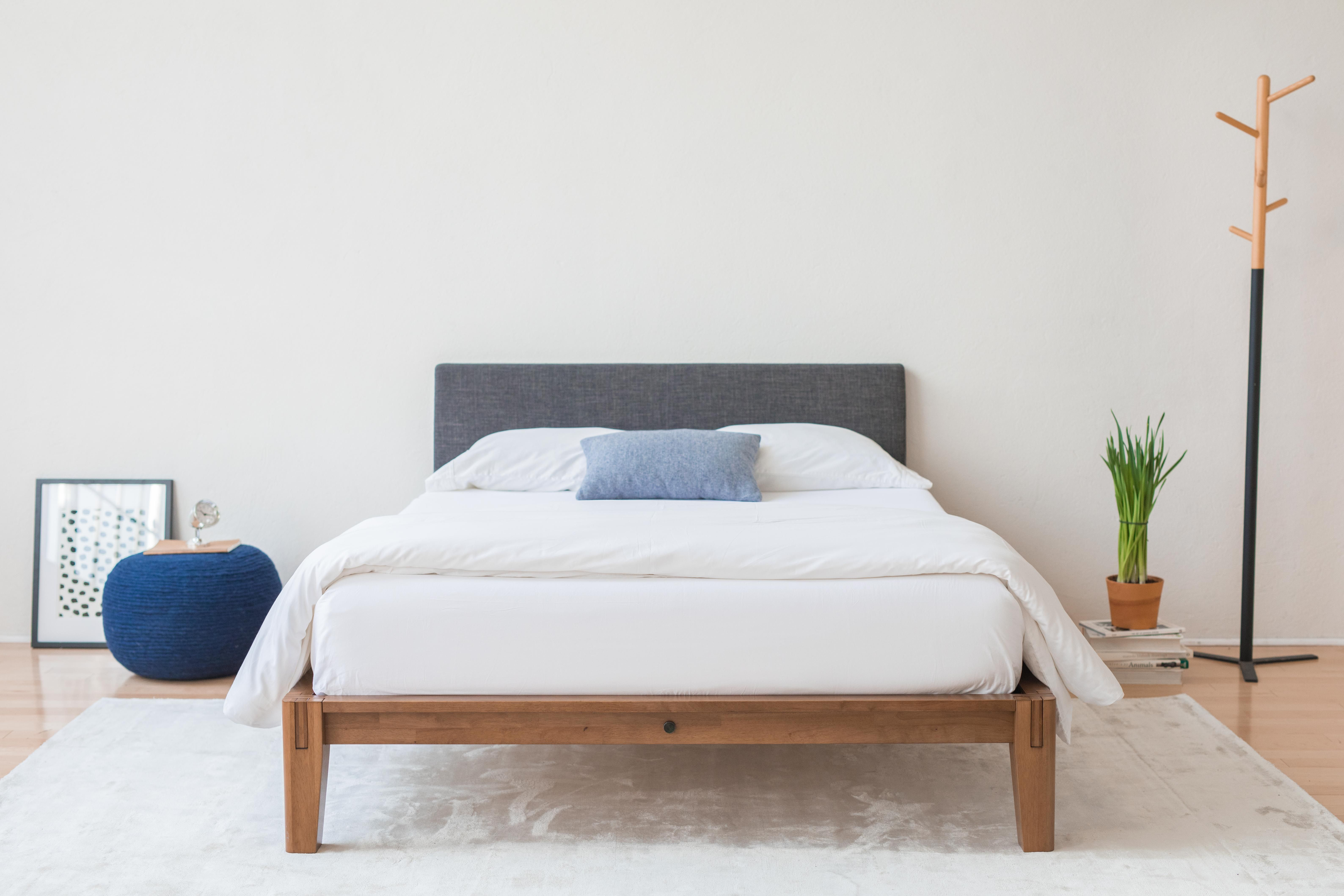 The Bed in 2020 Japanese style bed, Bed, Platform bed frame