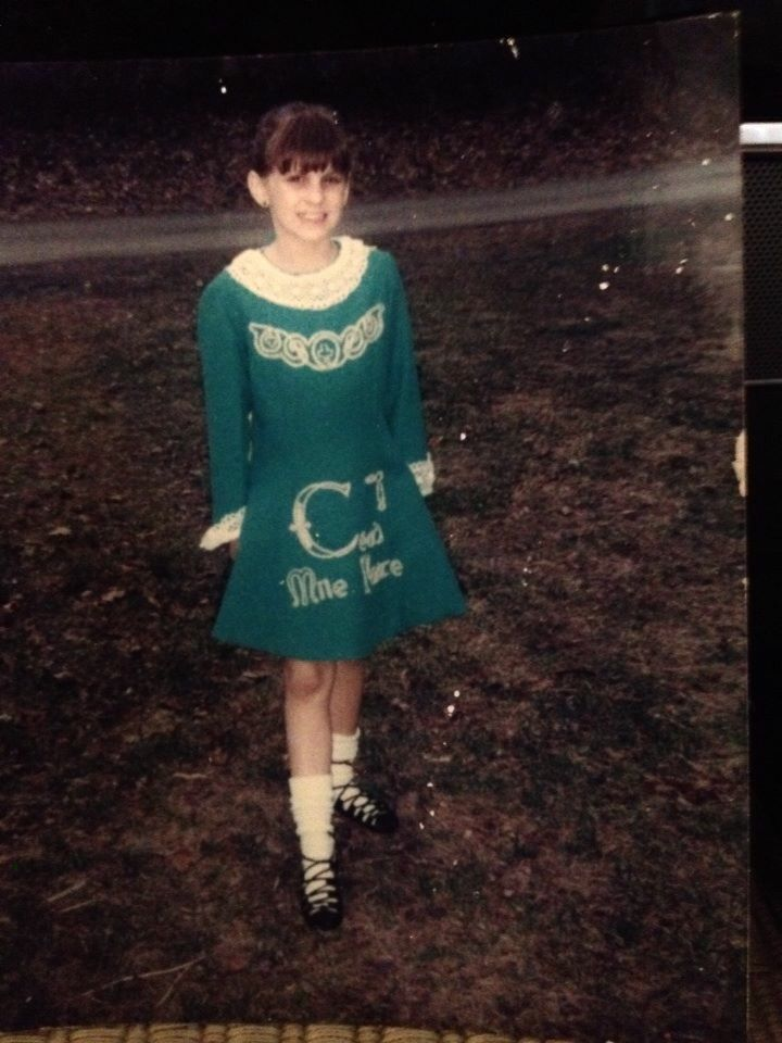 Class Costume Horgan Academy Of Connecticut Circa 1987 Costume Was Made For Me By My Great Aunt S Irish Dance Costume T Shirts For Women Irish Step Dancing