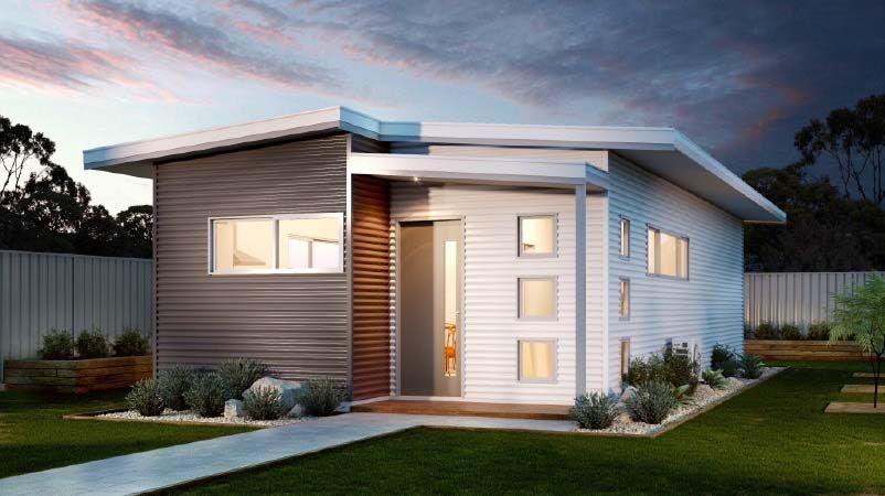 17 best ideas about small modular homes on pinterest   modern