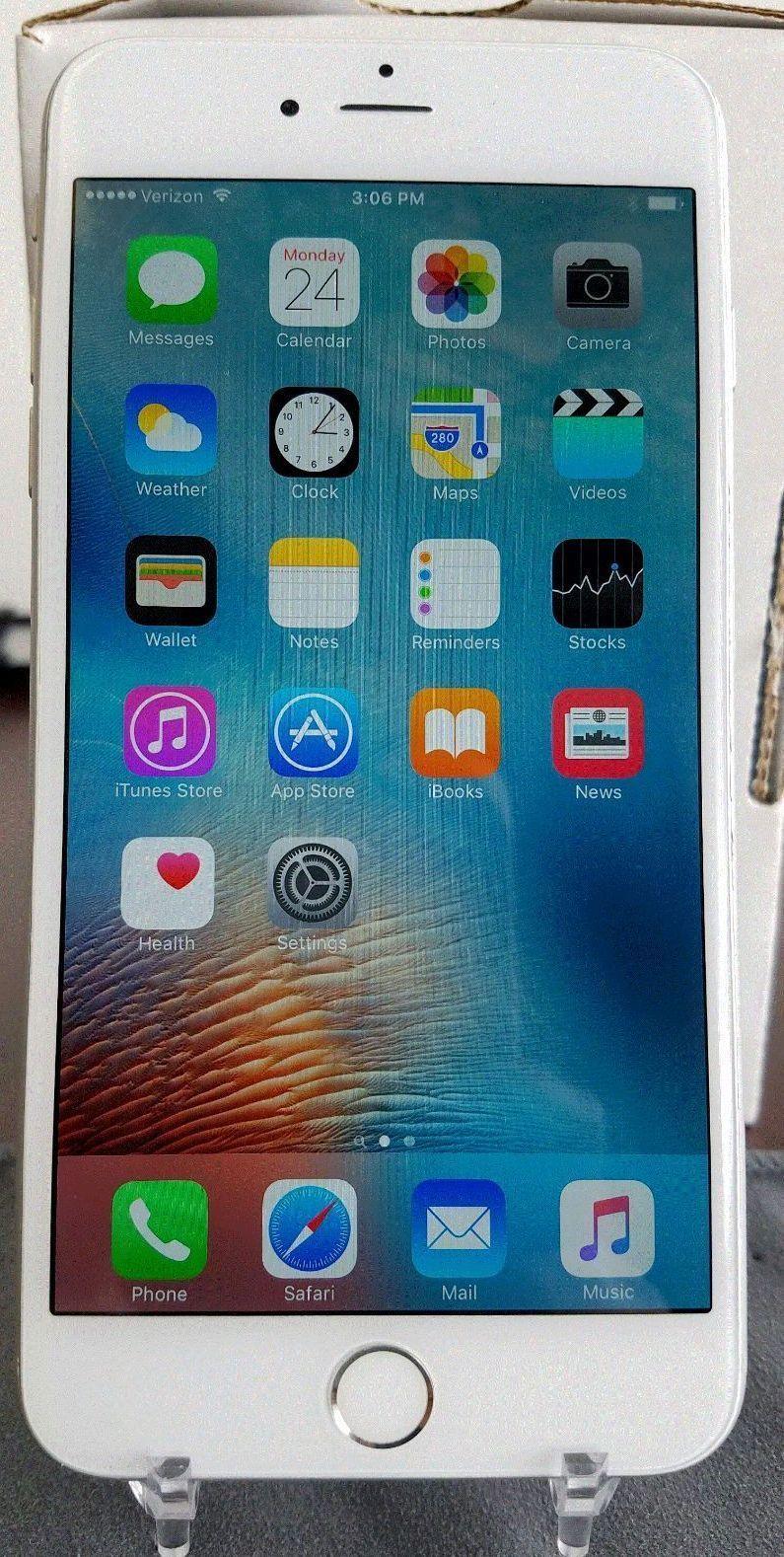 Apple iPhone 6 Plus 16GB Space Gray (Verizon) GSM
