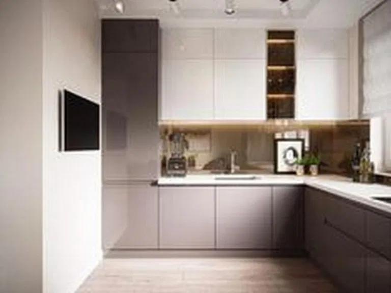 23 Modern Kitchen Decor in 2020 | Kitchen decor apartment