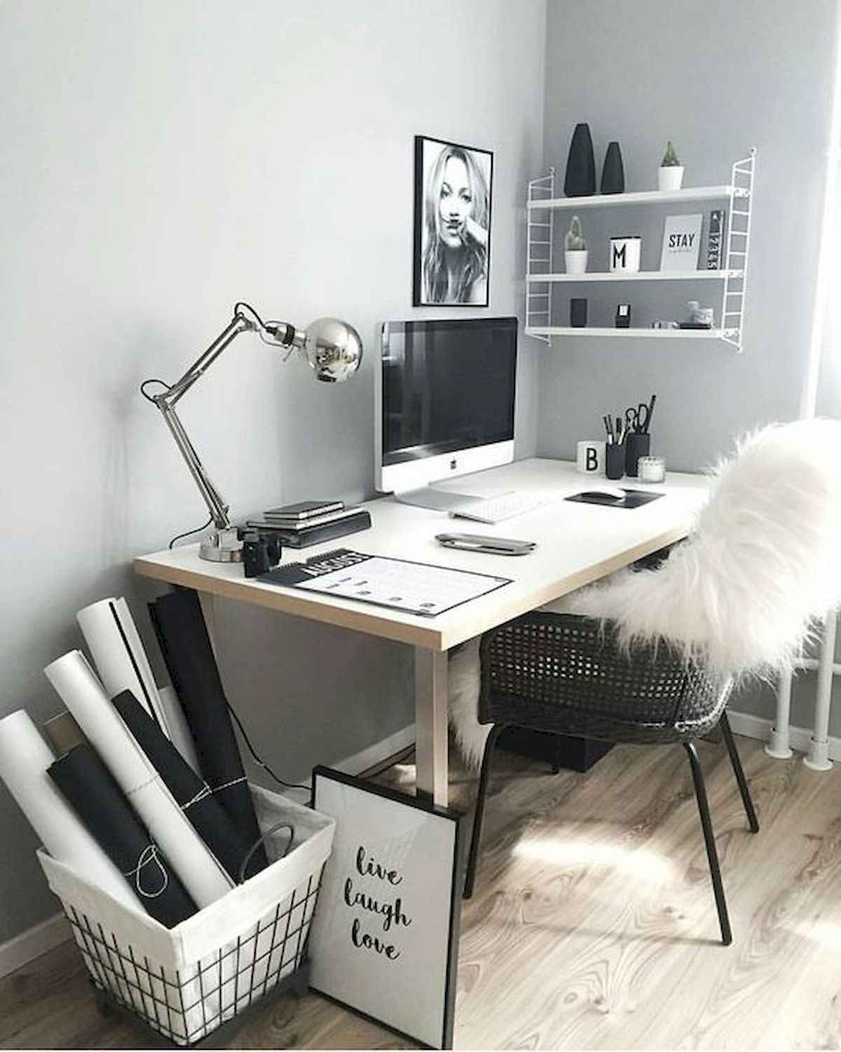 55 Brilliant Workspace Desk Design Ideas On A Budget 27 Room
