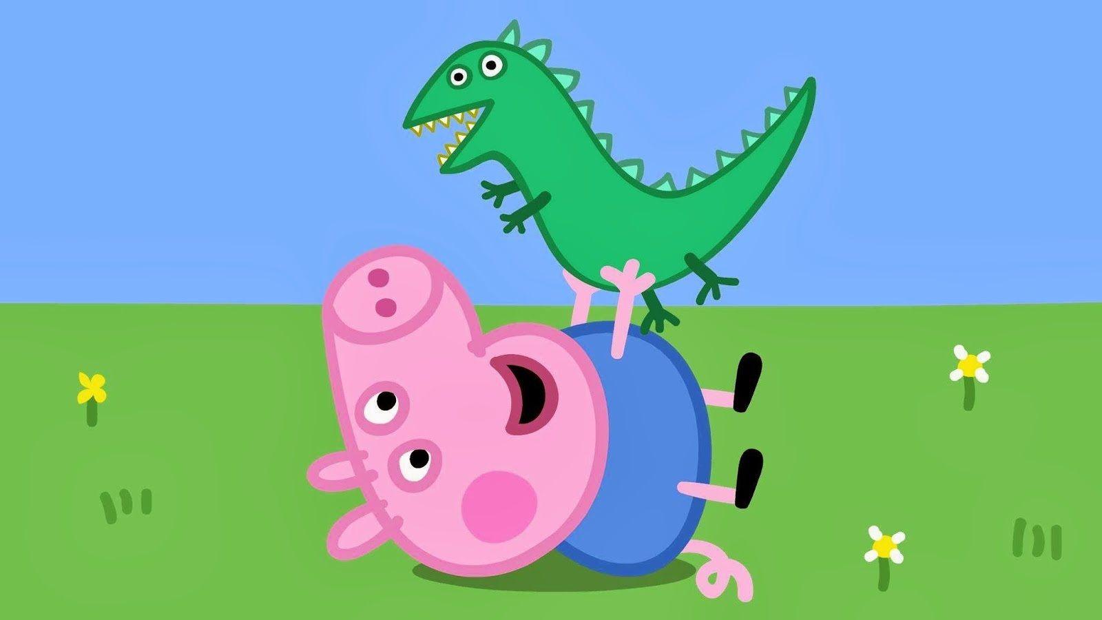 Free Peppa Pig Wallpaper Свинка пеппа, Свинки, Класс