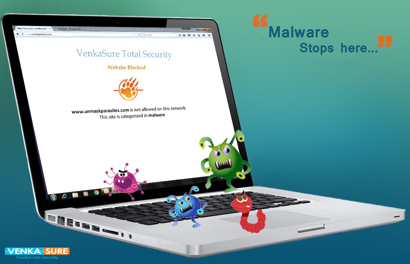 "Malware - "" Malware is a program which is designed specially to damage the system.Malware includes Computer Viruses , Worms ,Trojans , Adware and Spyware."""