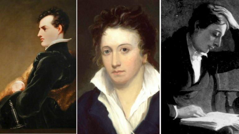 INTRO-VERSE: THE ROMANTIC POETS | Romantic poets, Classic