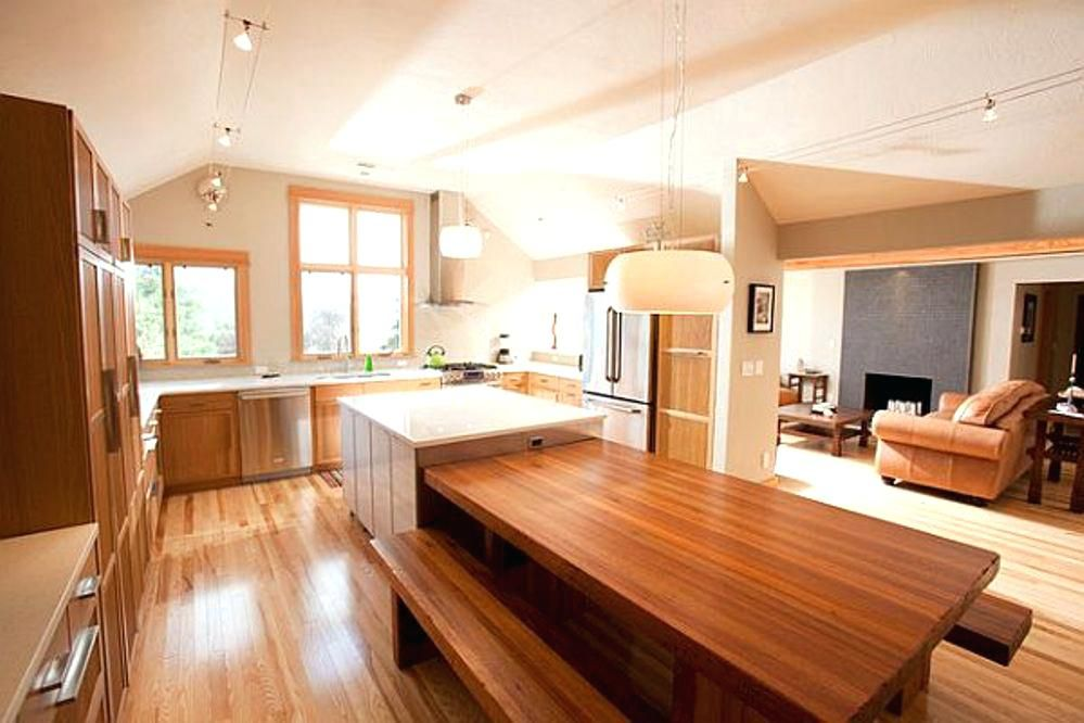 Table Attached To Kitchen Island Best Table And Lamp Kitchen Island Home Trend Kitchen Island Dining Table Kitchen Island And Table Combo Kitchen Island Table