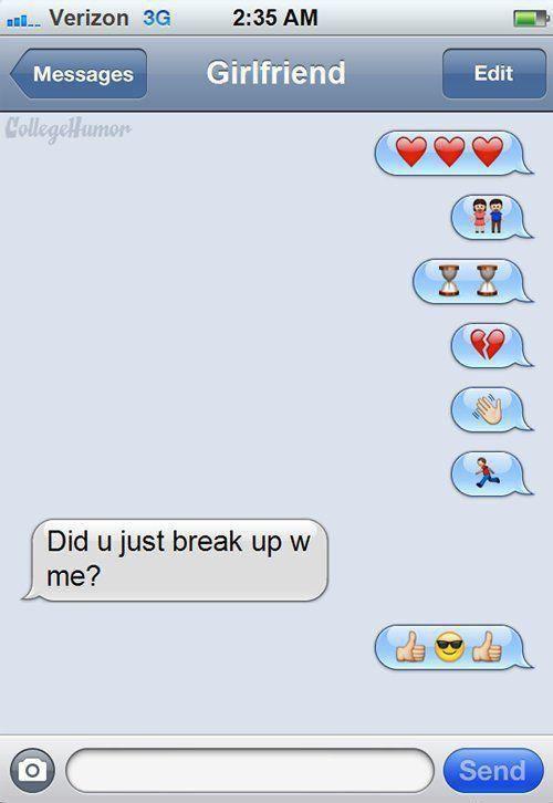 schluss mach texte