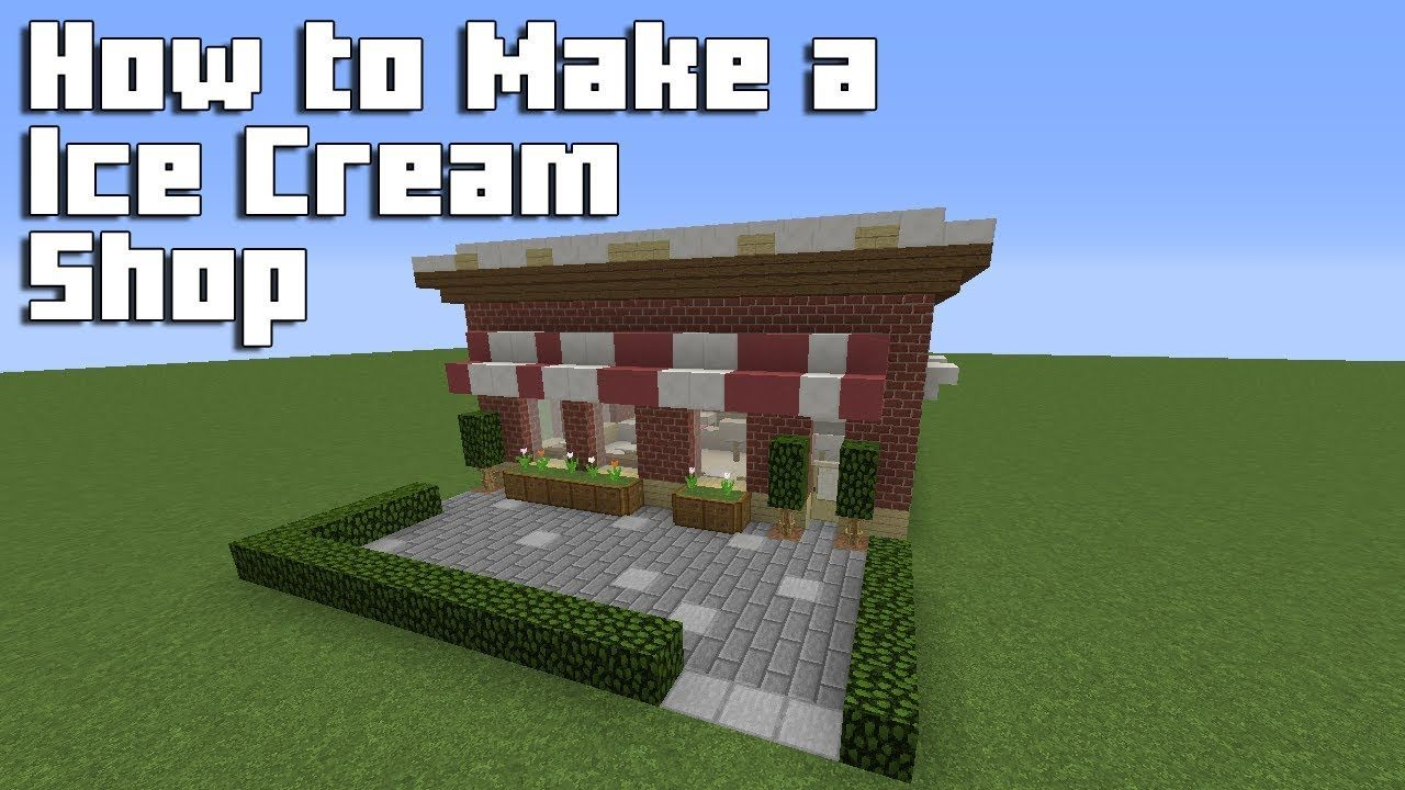 How To Make Ice In Minecraft
