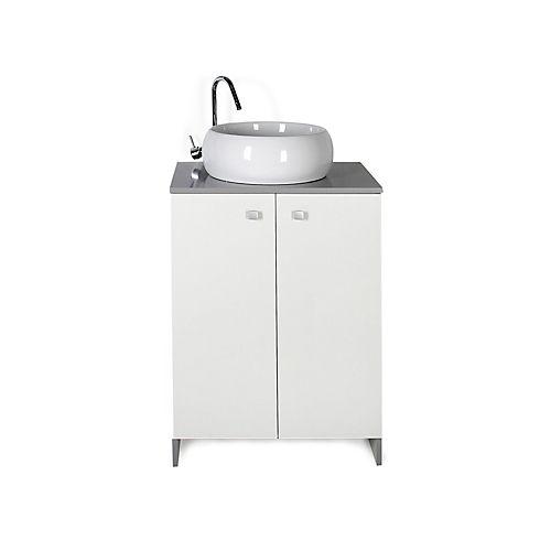 Rigato - Meubles sous-vasques-Meubles de salle de bains Meuble de salle de bains 60cm