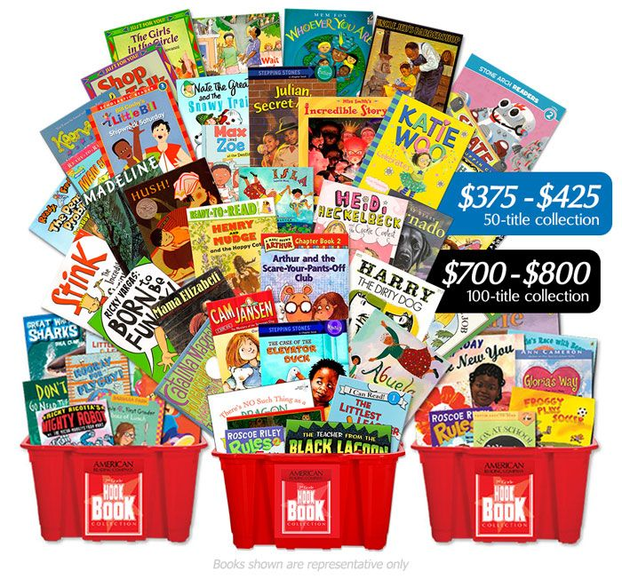 Hook Book Libraries Popular And Engaging Series For Readers At Any