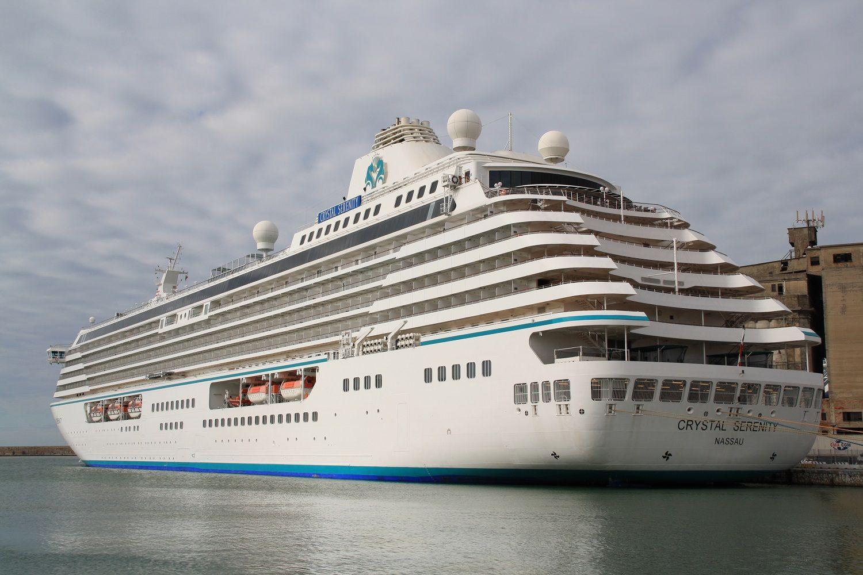 Crystal Serenity Cruise Ships Cruise ship, Cruise kids