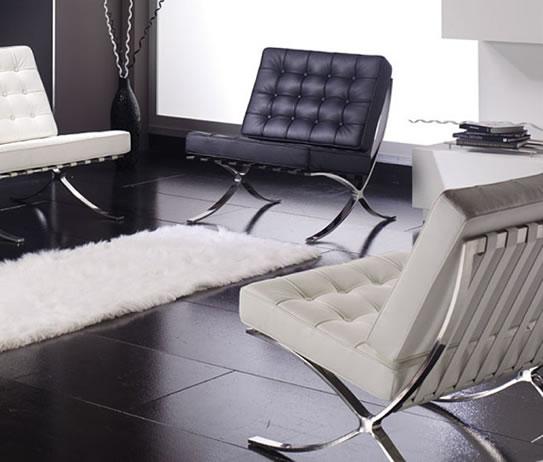 Barcelona Chair Inspiration En Ecopelle Fauteuils Design Meubles Concept En 2020 Fauteuil Barcelona Fauteuil Design Fauteuil