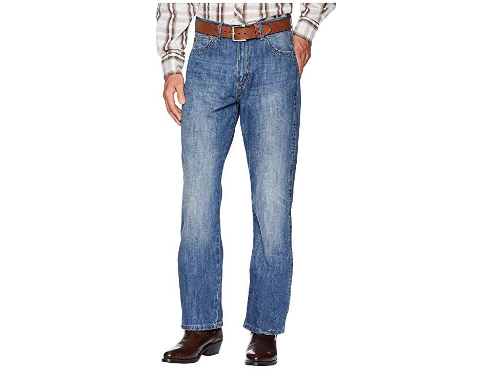 Wrangler Relaxed Fit 20X Jeans Tallahassee Mens Jeans You dont always need to relax in these vintage Wrangler Relaxed Fit 20X Jeans but it is an option Durable cotton den...