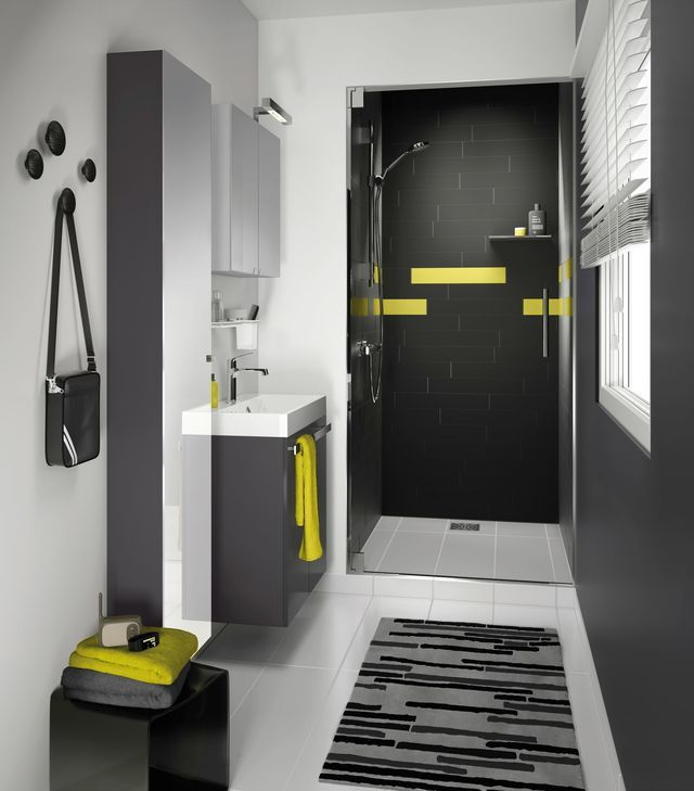 Salle de bain 5 6 m2