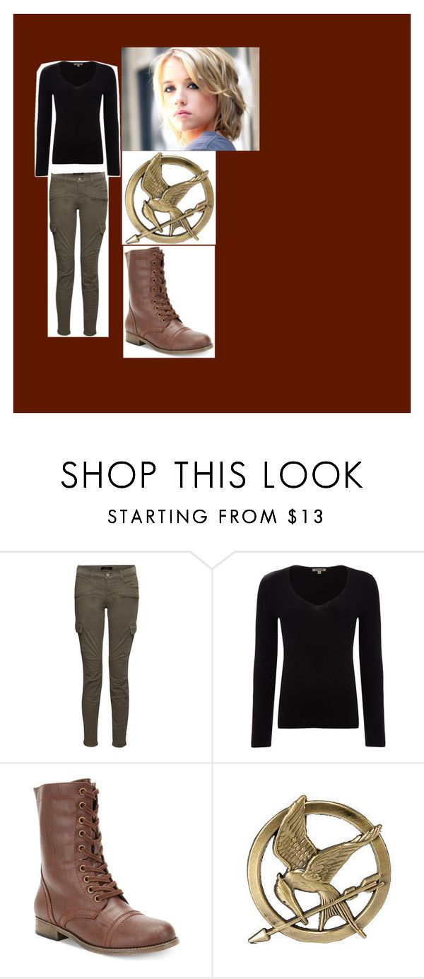 """""""Rosemary"""" by kyanastyle ❤ liked on Polyvore featuring J Brand, Jigsaw, Rampage and CC"""