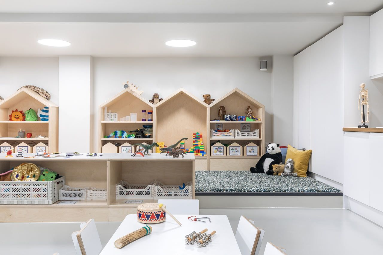 Second Home Opens a Family-Friendly Creative Workspace in London Fields - Design Milk