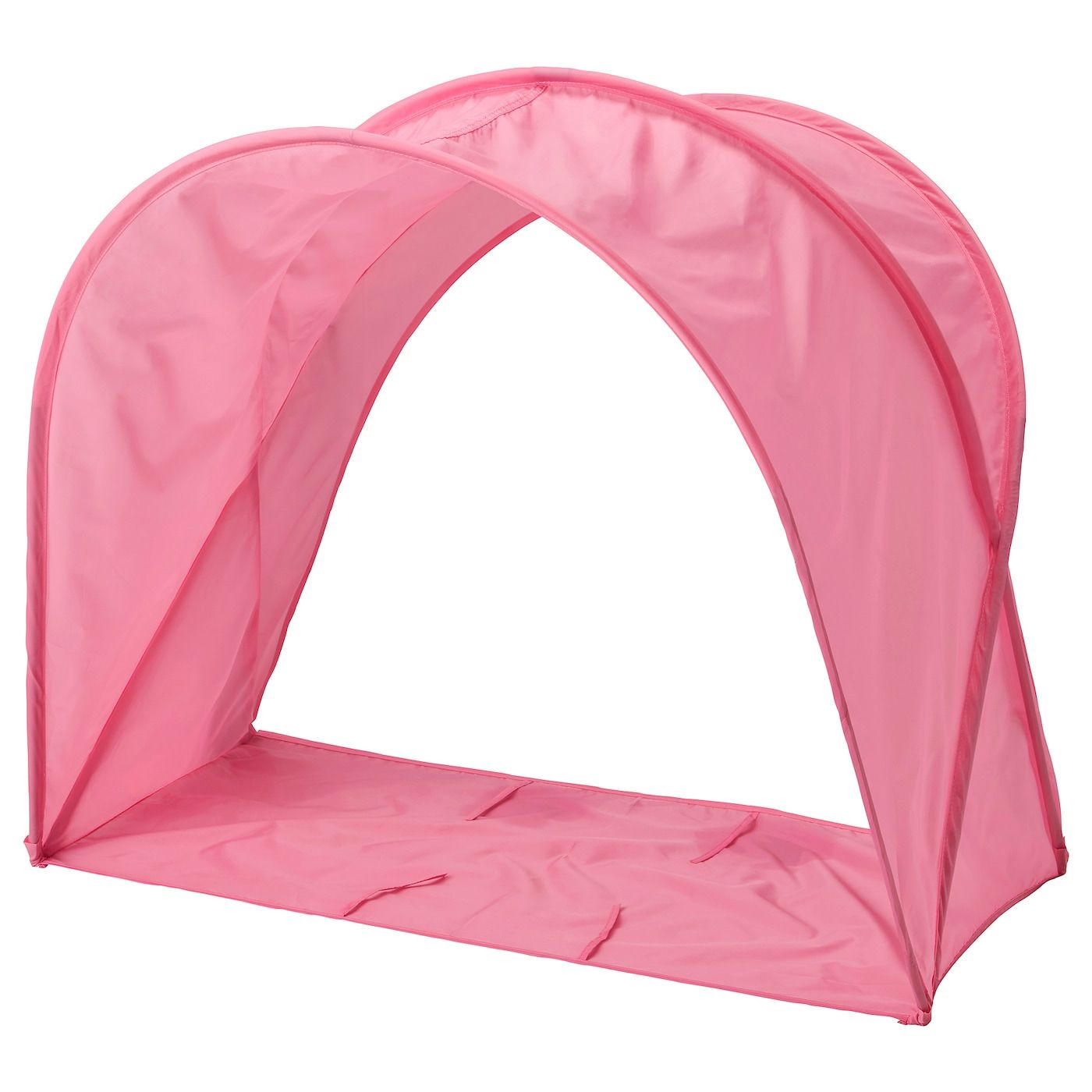 ikea pink canopy on Check Out This Sufflett From Ikea Here S A Little More Information Https Ingka Page Link Ibmlus7u8nwy6kp48 In 2021 Bed Tent Tent Kid Beds