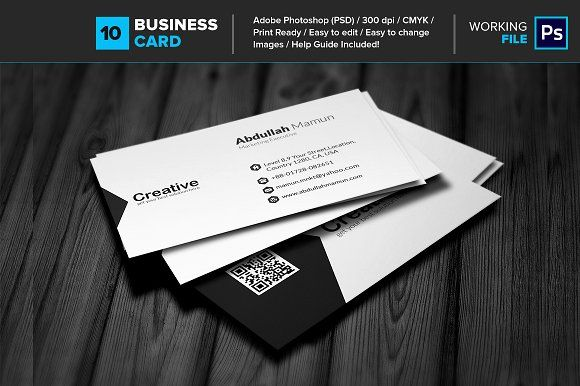 Professional business card 10 business cards layout design and professional business card 10 colourmoves