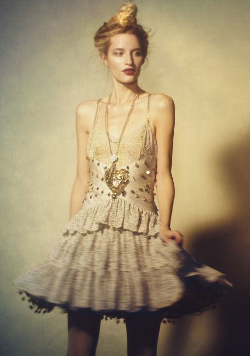 Ana's Limited Edition Ballet Dreams Dress #freepeople #limitededition #dresses