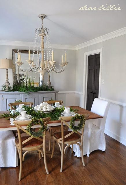 Dear Lillie Our New Sideboard And Updated Dining Room Cottage Dining Rooms Home Decor Dining Room Paint Our dining room making progress