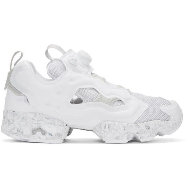 INSTAPUMP FURY OB - FOOTWEAR - Low-tops & sneakers Reebok QOFNf4S